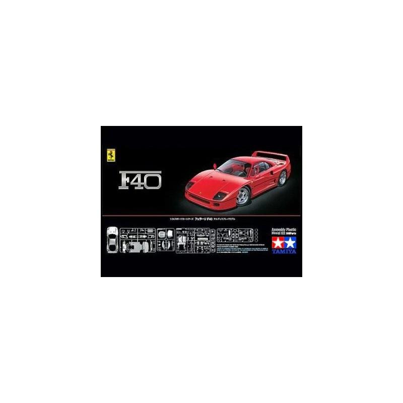 TAM-24295 Tamiya 24295 1/24 Ferrari F40