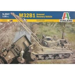 ITA-6547 Italeri 6547 M32B1 VEHICUOLO DE RECUPERACION