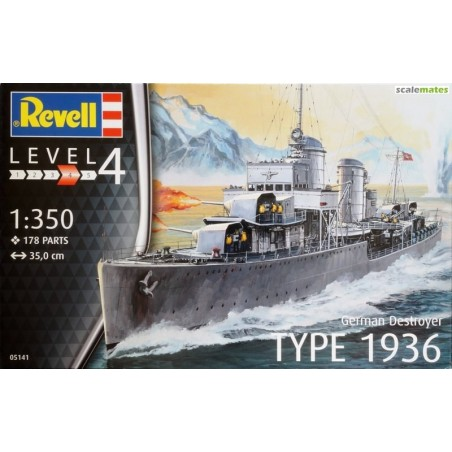 REVELL 05141 DESTRUCTOR A