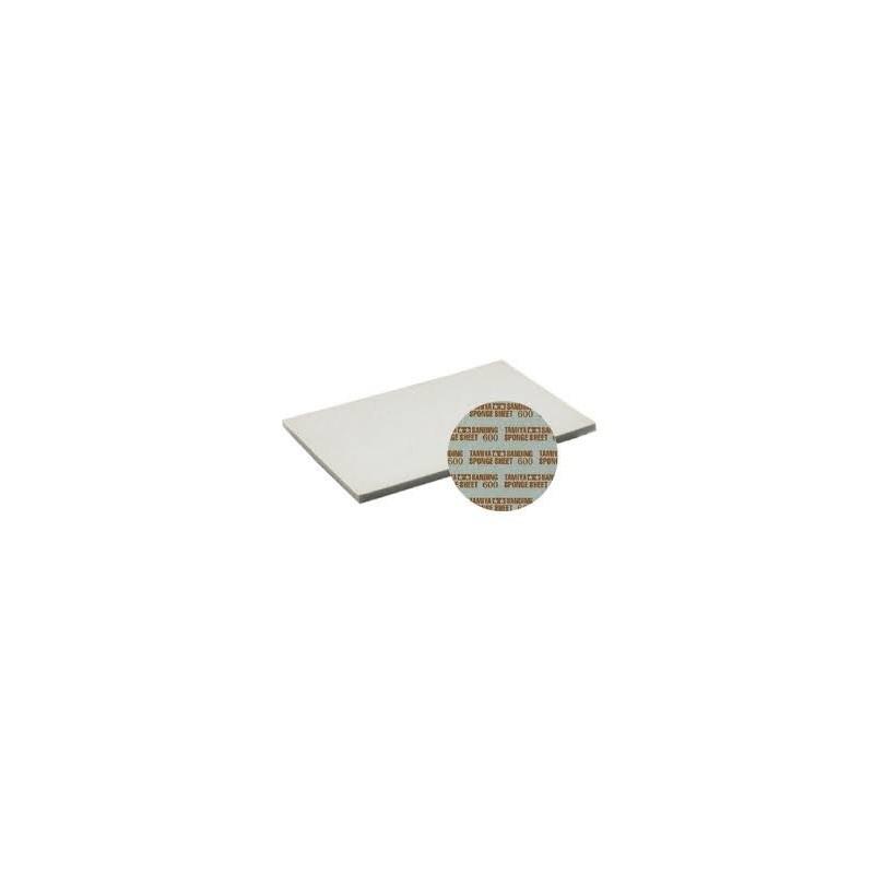 TAM-87148 Tamiya 87148 esponja abrasiva grano 600