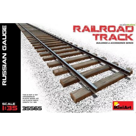 MINIART 35565  1/35  RAIL