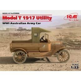 ICM-35664 ICM 35664 1/35 Model T 1917 Utility