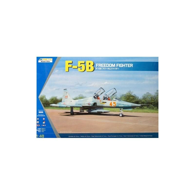 KIN-48021 Kinetic 48021 1/48 F-5B/CF-5B/NF-5B