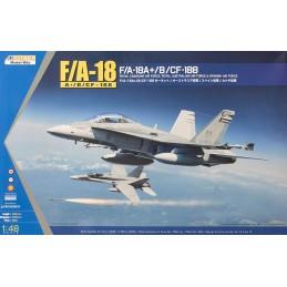 KINETIC 48030 1/48 F/A-18