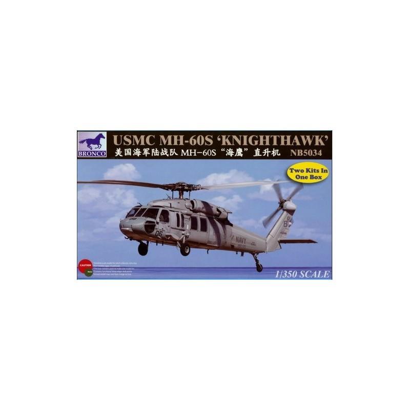 BM-5034 Bronco 5034 1/350 USMC MH-60S Knighthawk