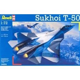 REV-04664 Revell 04664 1/72 Sukhoi T-50