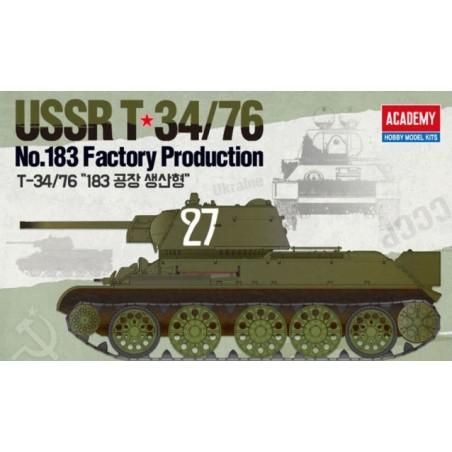 ACADEMY 13505 1/35 T-34/7