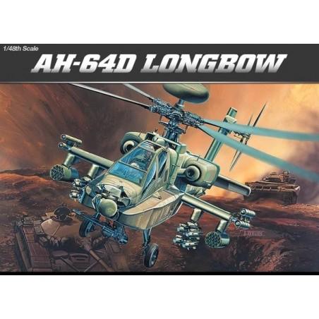 ACADEMY 12268 1/48 AH-64D