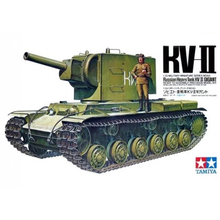TAMIYA 35063 1/35 KV-II R