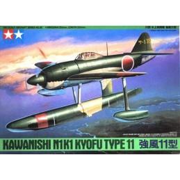 TAM-61036 Tamiya 61036 1/48 Kawanishi N1K1 Kyofu Type 11