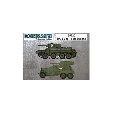 35220 BA-6 Y BT-5 EN ESPA