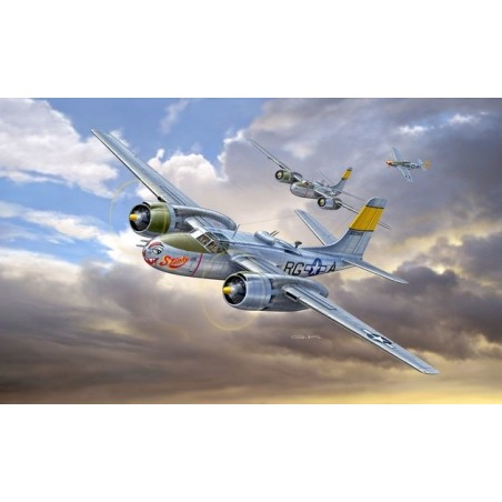 REVELL 03921 1/48 A-26B