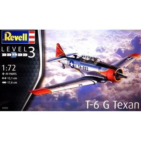 REVELL 03924 1/72 T-6 G T
