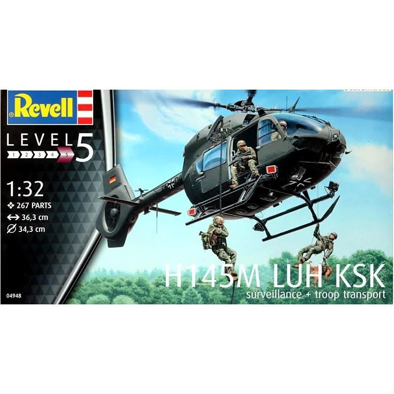 """REV-04948 Revell 04948 1/32 H145M LUH """"KSK"""""""