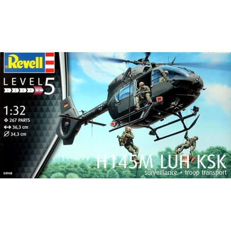 REVELL 04948 1/32 H145M L