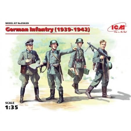 ICM 35639 1/35 GERMAN INF