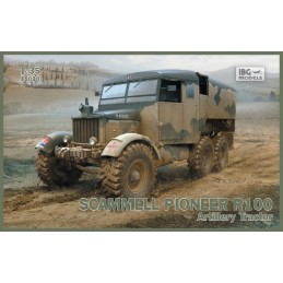 IBG 35030 1/35 SCAMMELL P