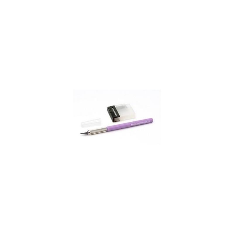 TAM-69918 tamiya 69918 cutter mango color violeta