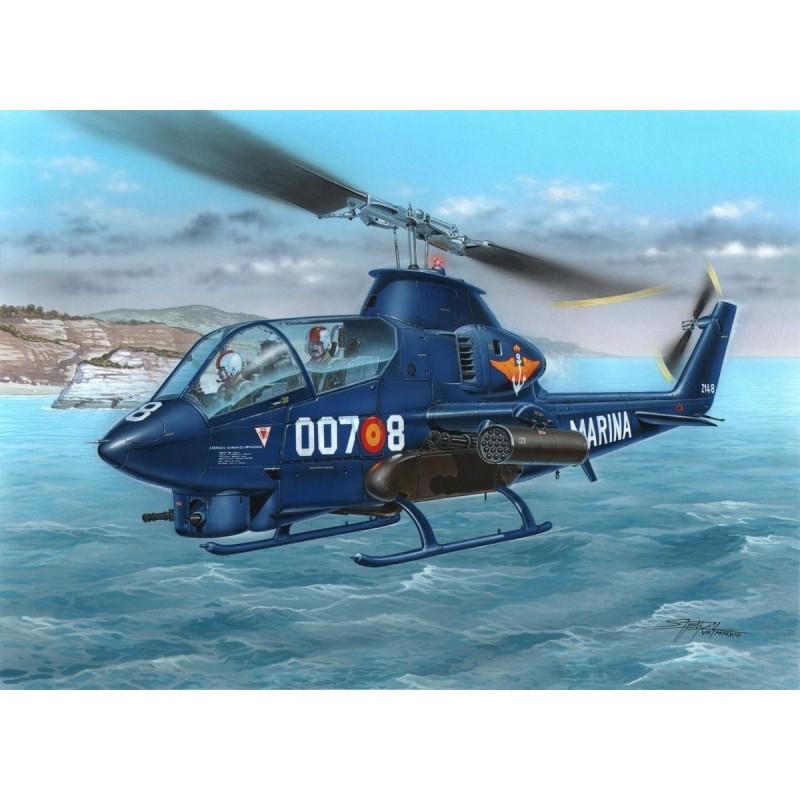 SH-100SH72274 SPECIAL HOBBY 100SH72274 1/72 AH-1G Cobra. Calcas espanolas.
