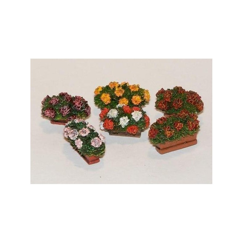 PL-377 Plusmodel 377 1/35 Flowers