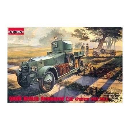RODEN 801 1/35 WWII BRITI