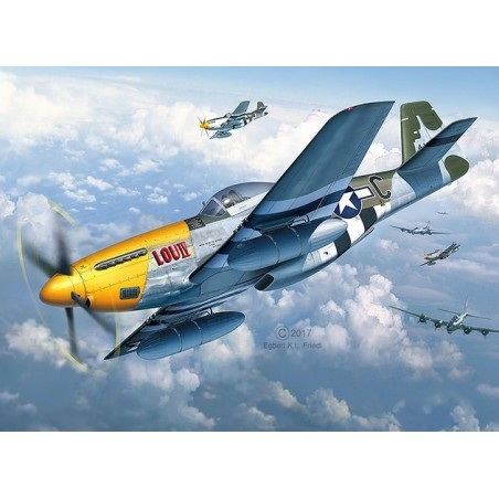REVELL 03944 1/32  P-51D-