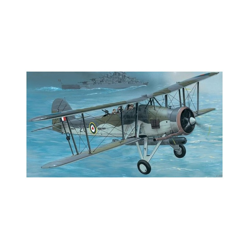 REV-04115 Revell 04115 1/72 Fairey Swordfish Mk.I/III