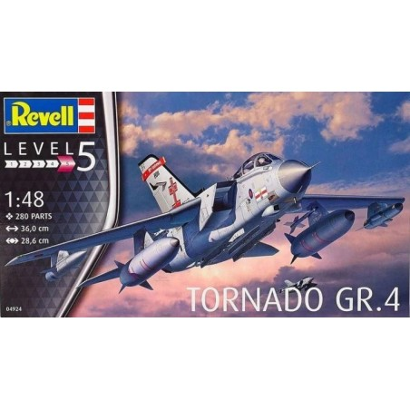 REVELL 04924 1/48 TORNADO