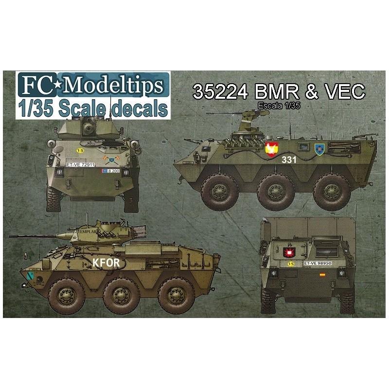 FC-35224 FC MODEL TIPS 35224 BMR  VEC