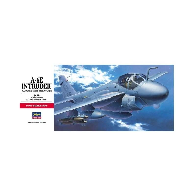 HA-00338 Hasegawa 00338 1/72 A-6e Intruder