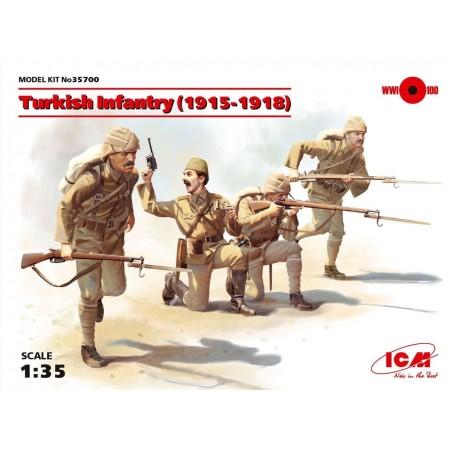 ICM 35700 1/35 TURKISH IN