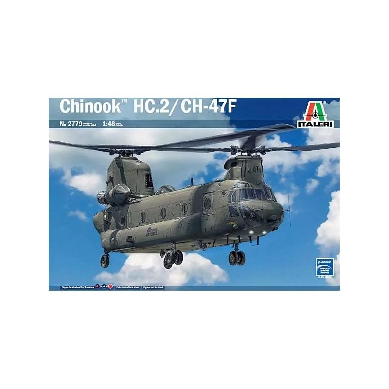 ITA-2779 Italeri 2779 1/48 Chinook HC.2/CH-47F