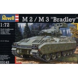 REVELL 03143 1/72 M2/M3 B