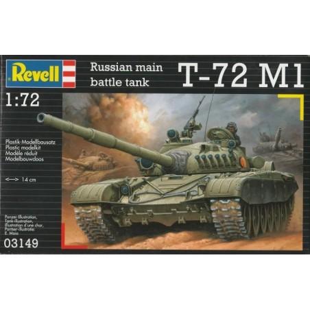 REVELL 03149 1/72  T-72 M