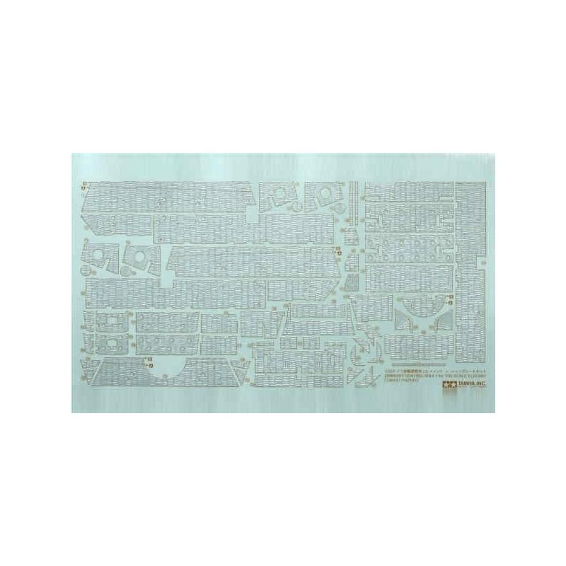 TAM-12644 Tamiya 12644 1/35 Zimmerit Coating Sheet Elefant