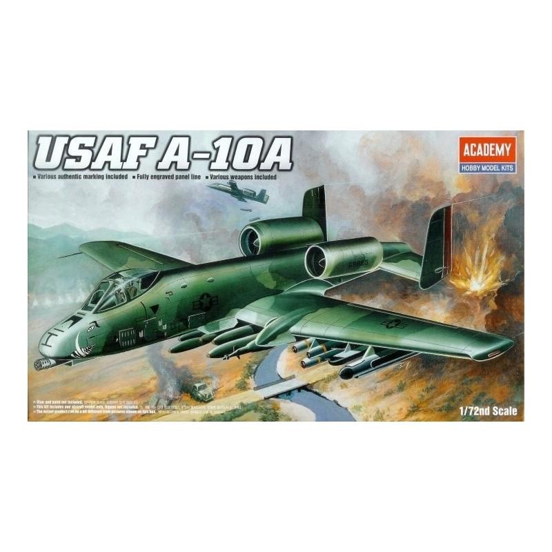ACA-12453 Academy 12453 1/72 A-10A Thunderbolt