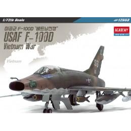 ACADEMY 12553 1/72 USAF F