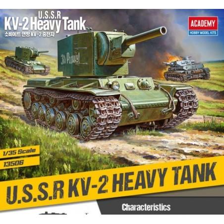 ACADEMY 13506 1/35 USSR K