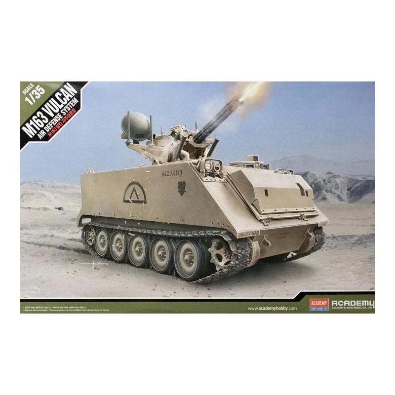 ACA-13507 Academy 13507 1/35 M163 Vulcan+ fotograbados