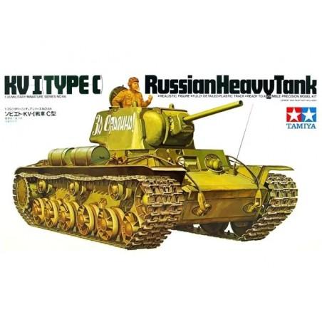 TAMIYA 35066 1/35 KV-1 RU