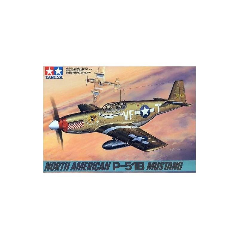 TAM-61042 Tamiya 61042 North American P-51B Mustang