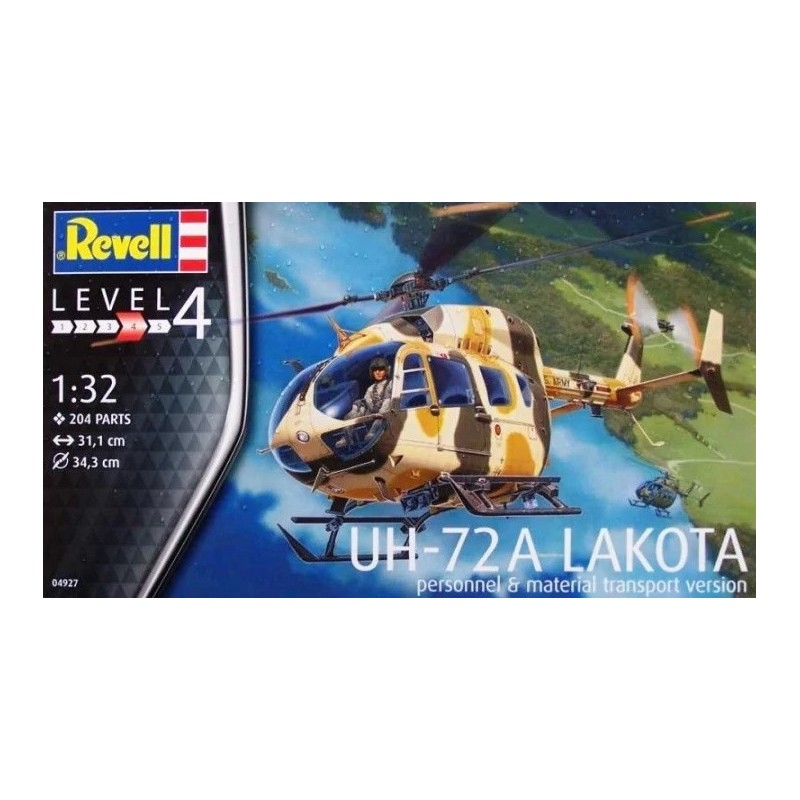 REV-04927 Revell 04927 1/32 UH-72A Lakota