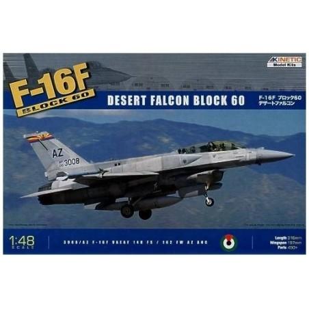 KINETIC 48008 1/48 F-16F