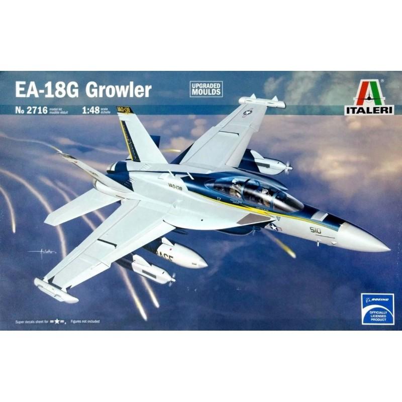 ITA-2716 Italeri 2716 1/48 EA-18G GROWLER