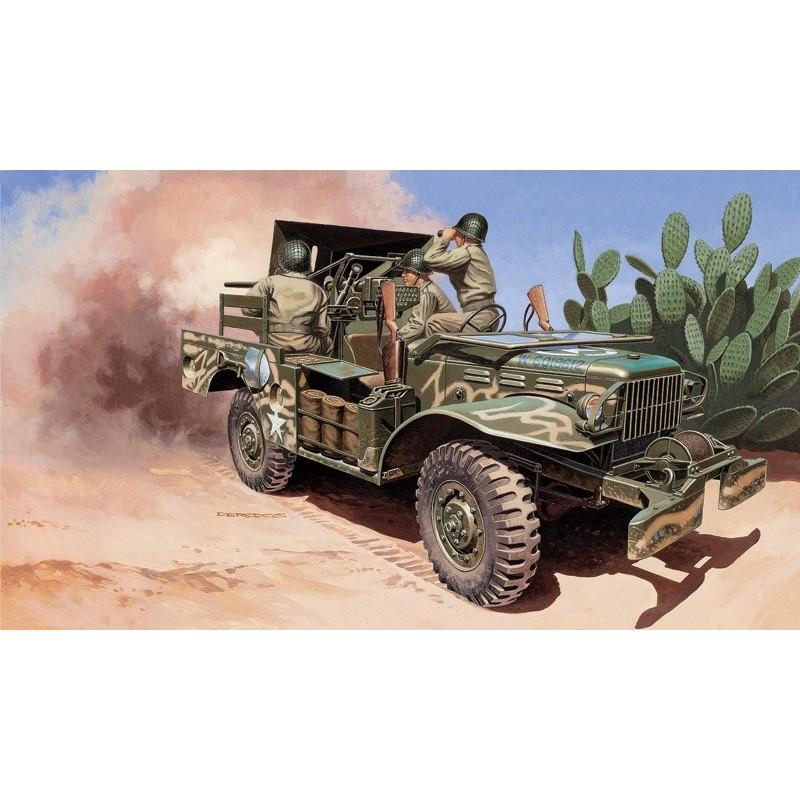 ITA-6555 Italeri 6555 1/35 M6 Gun Motor Carriage WC-55