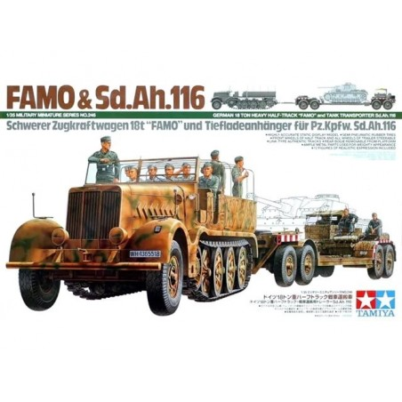 TAMIYA 35246 1/35 GERMAN
