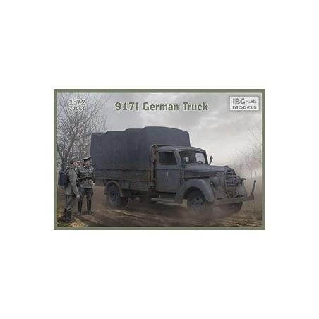 IBG 72061  1/72 917T GERM