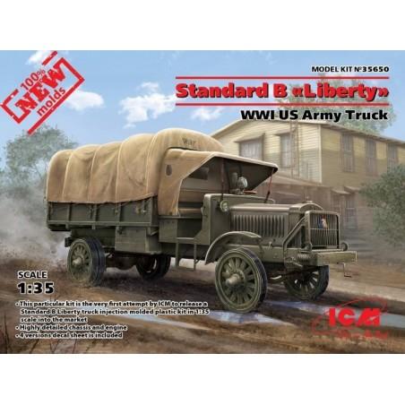 ICM  35650  1/35 STANDARD