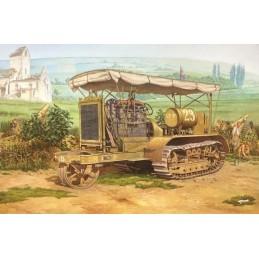 ROD-812 RODEN 812 1/35 Holt 75 Artillery Tractor