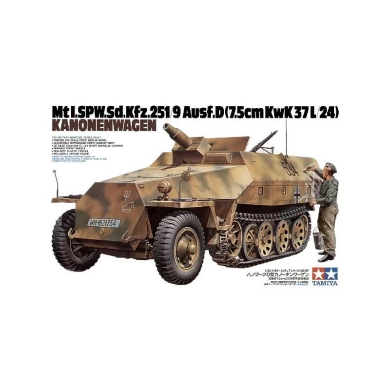 TAM-35147 Tamiya 35147 1/ 35 SdKfz 251/1 half-track